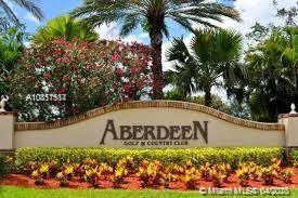 8073  Aberdeen Dr #101 For Sale A10851514, FL
