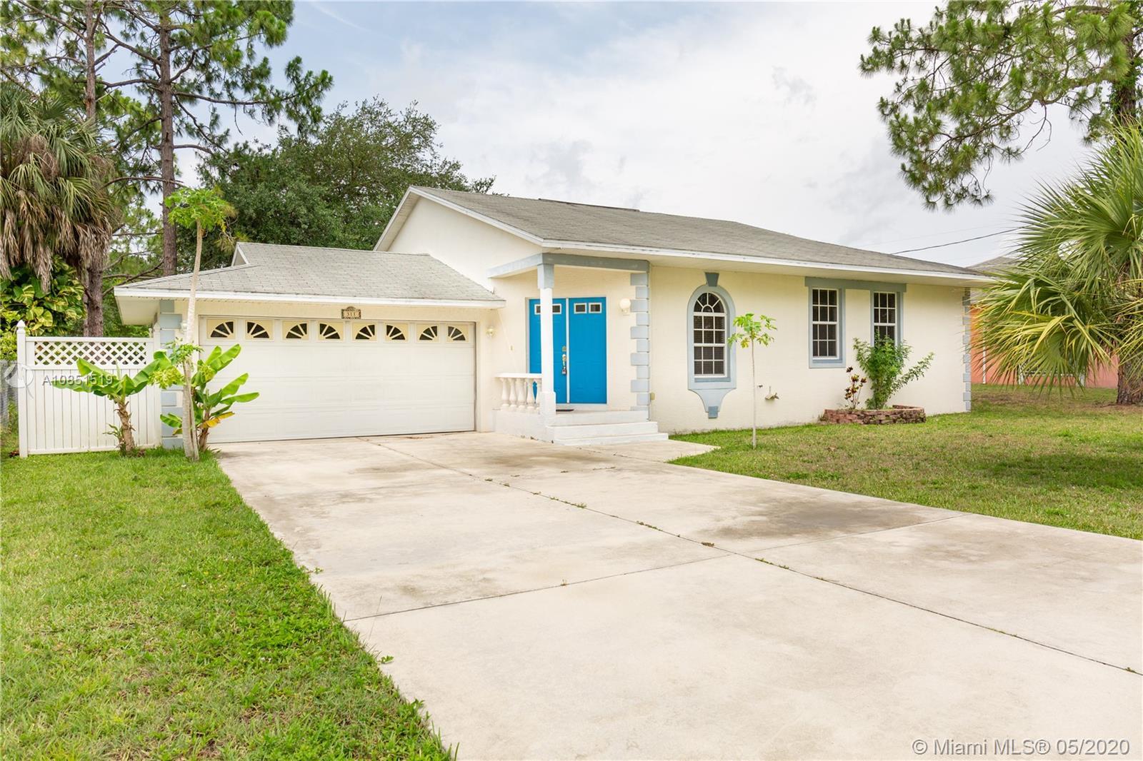 311 CONNECTICUT RD, Lehigh Acres, FL 33936