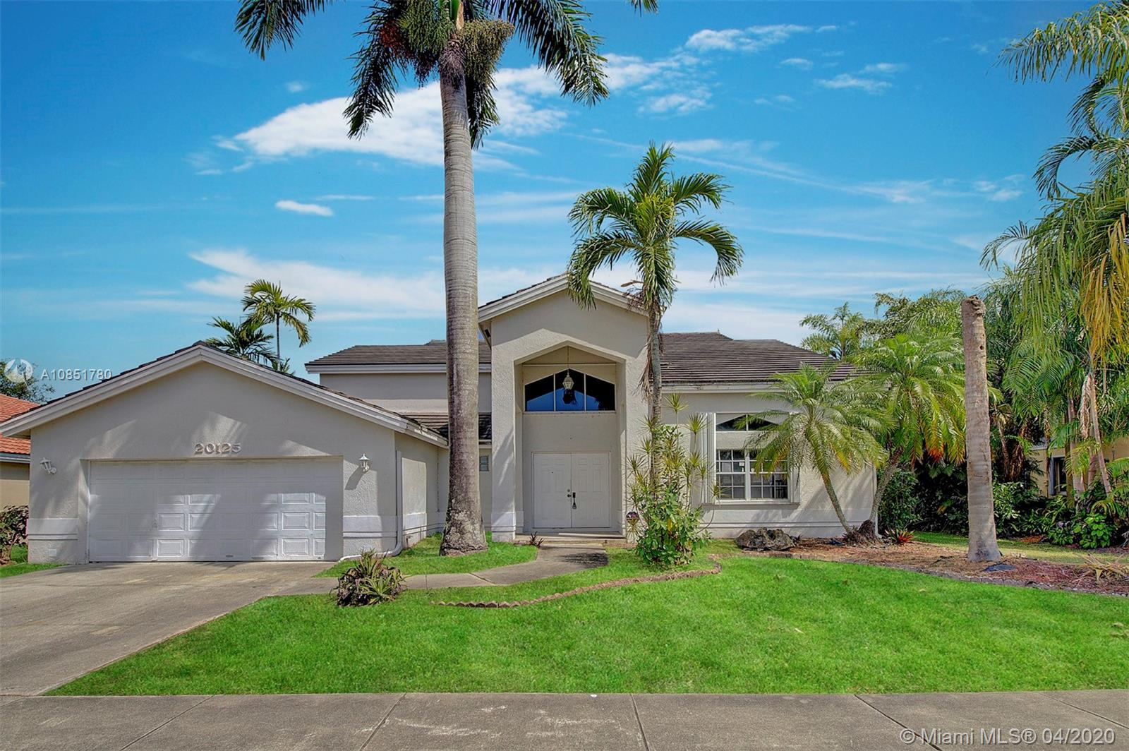 20125 NW 10th St  For Sale A10851780, FL
