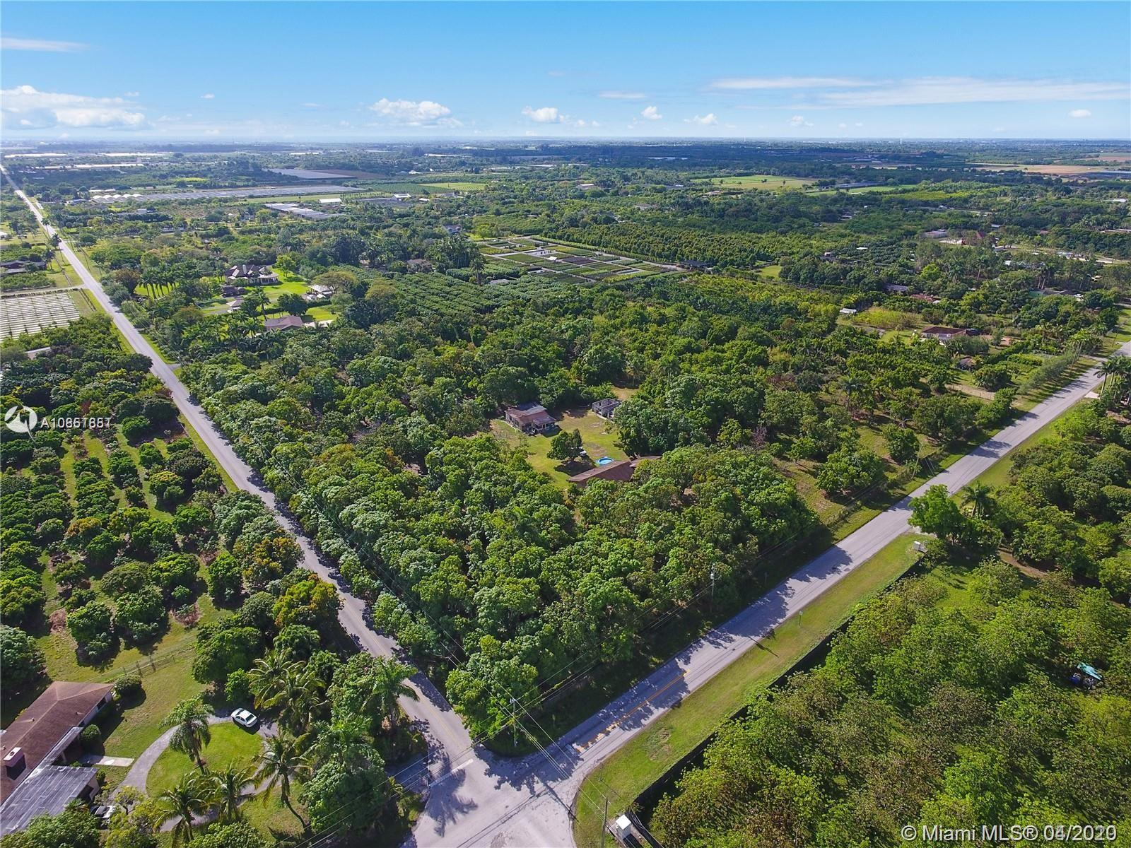 19600 SW 256th St  For Sale A10851851, FL