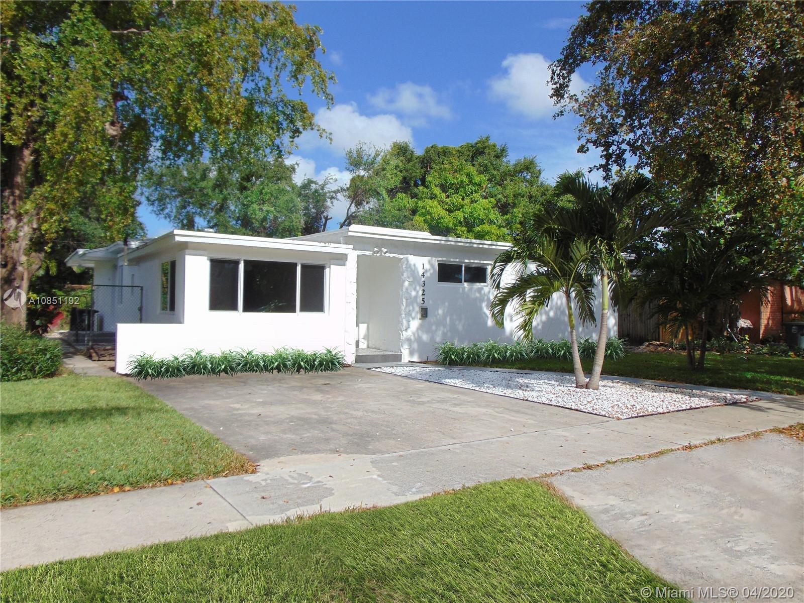 14325 NE 8th Ave  For Sale A10851192, FL