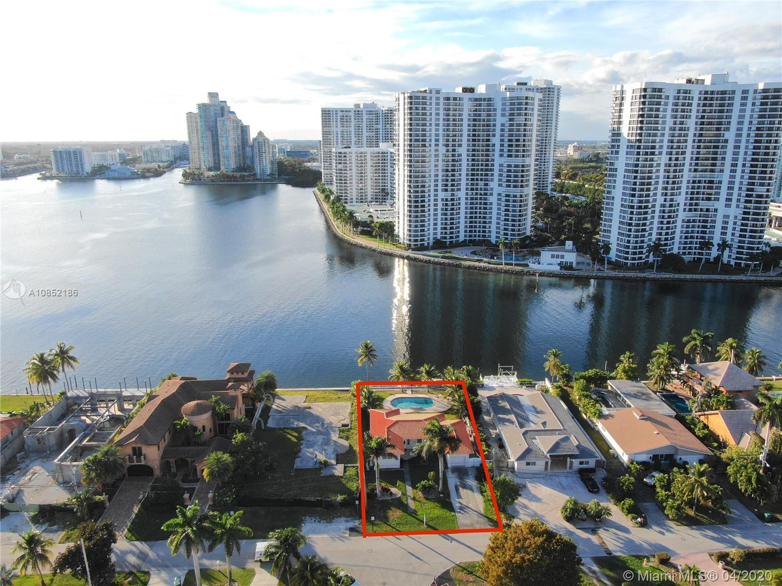 19000 N Bay Rd  For Sale A10852186, FL