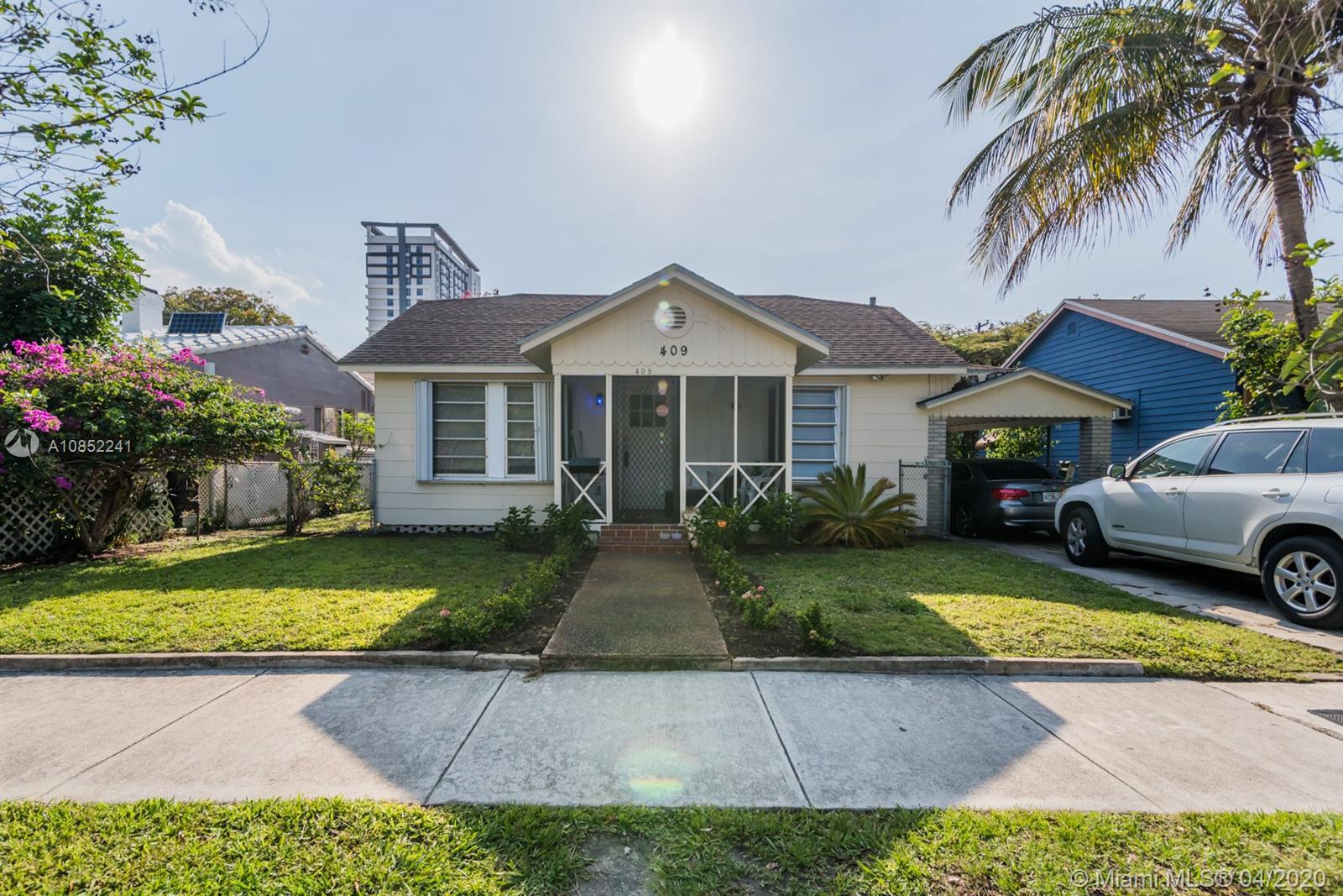 409 NE 1st Avenue  For Sale A10852241, FL