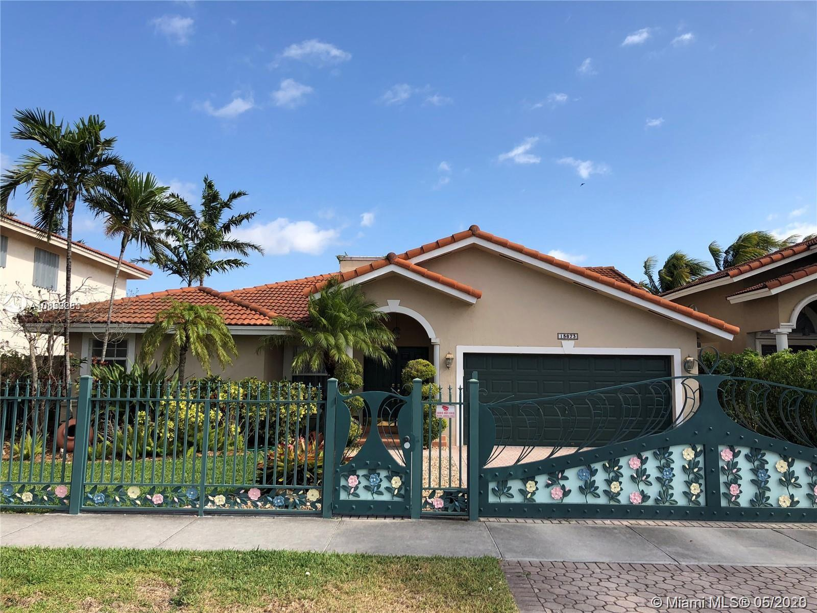 15873 SW 43rd St  For Sale A10852283, FL