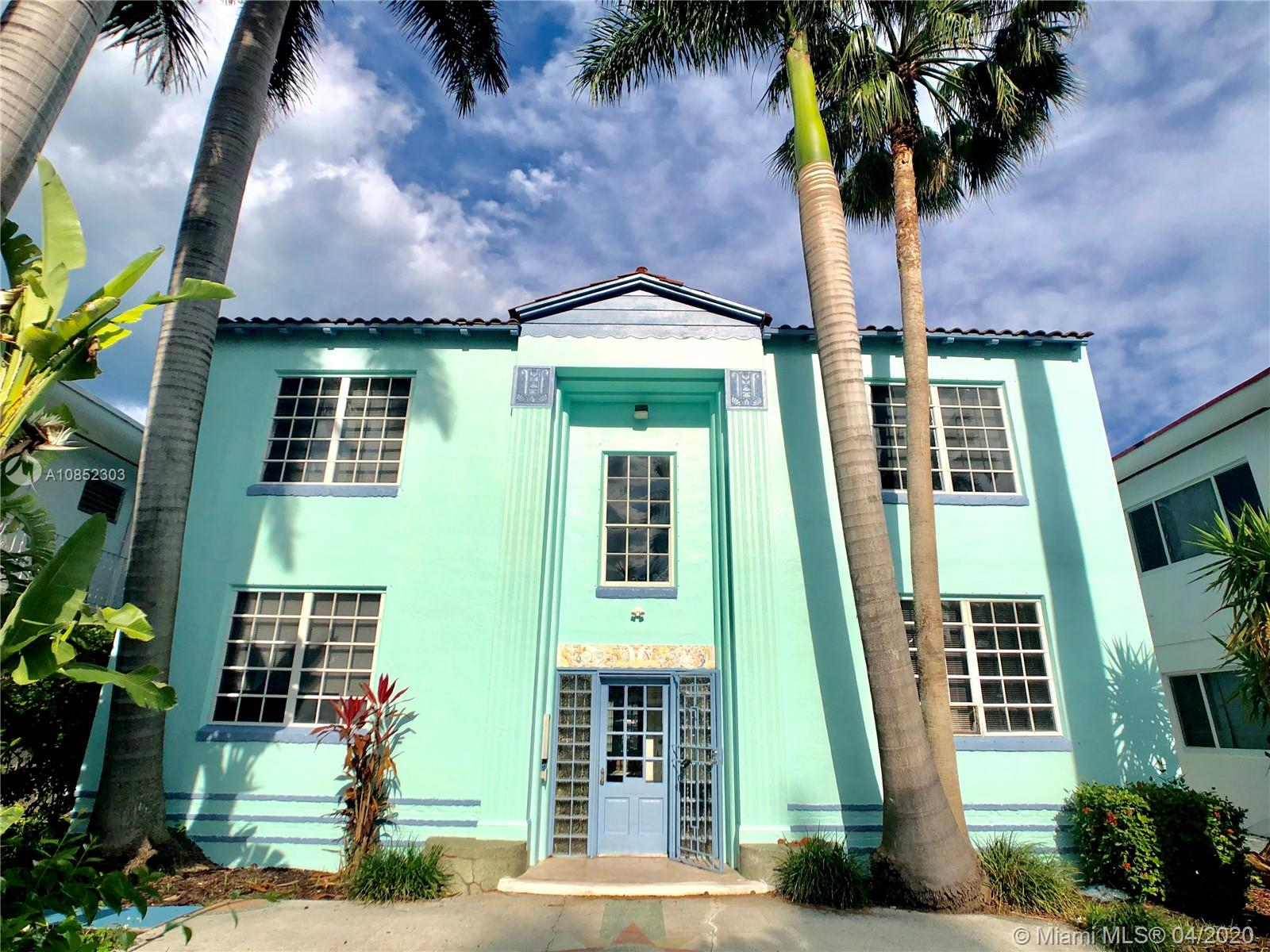 751  Euclid Ave #4A For Sale A10852303, FL