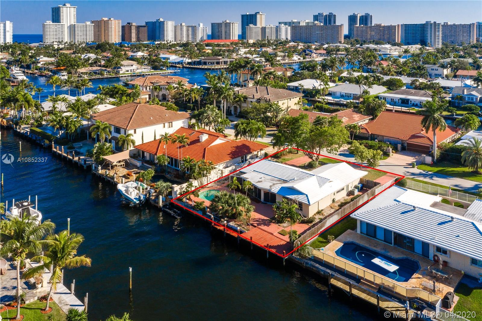 JUST LISTED: BEST PRICED WATERFRONT LOT IN CORAL RIDGE COUNTRY CLUB. ONLY 4 HOUSES IN FROM THE INTRACOASTAL ON AN 85' LOT. VERY WIDE CANAL WITH NO FIXED BRIDGES. CORAL RIDGE HAS GREAT SCHOOLS AND IS CENTRALLY LOCATED IN EAST FT. LAUDERDALE. BUILD YOUR NEW DREAM HOME UP TO 5,000 S.F. IN ONE OF THE MOST DESIRED NEIGHBORHOODS IN EAST FT. LAUDERDALE. LET'S MAKE A DEAL!