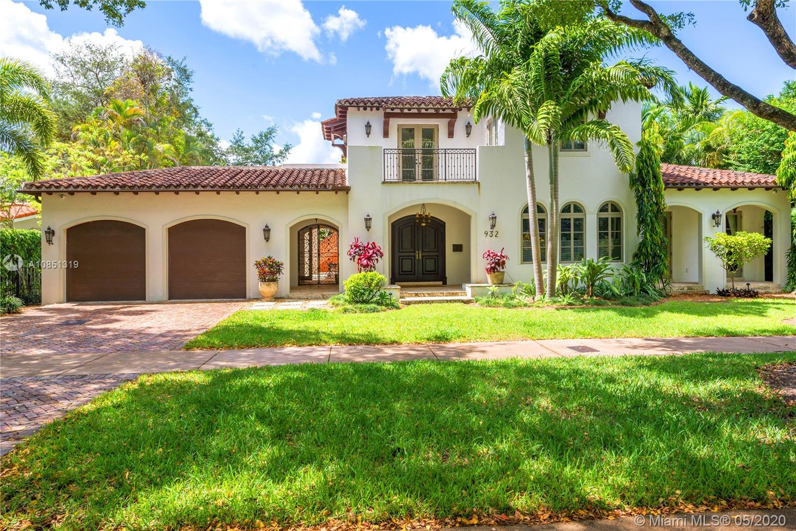 932  Escobar Ave  For Sale A10851319, FL