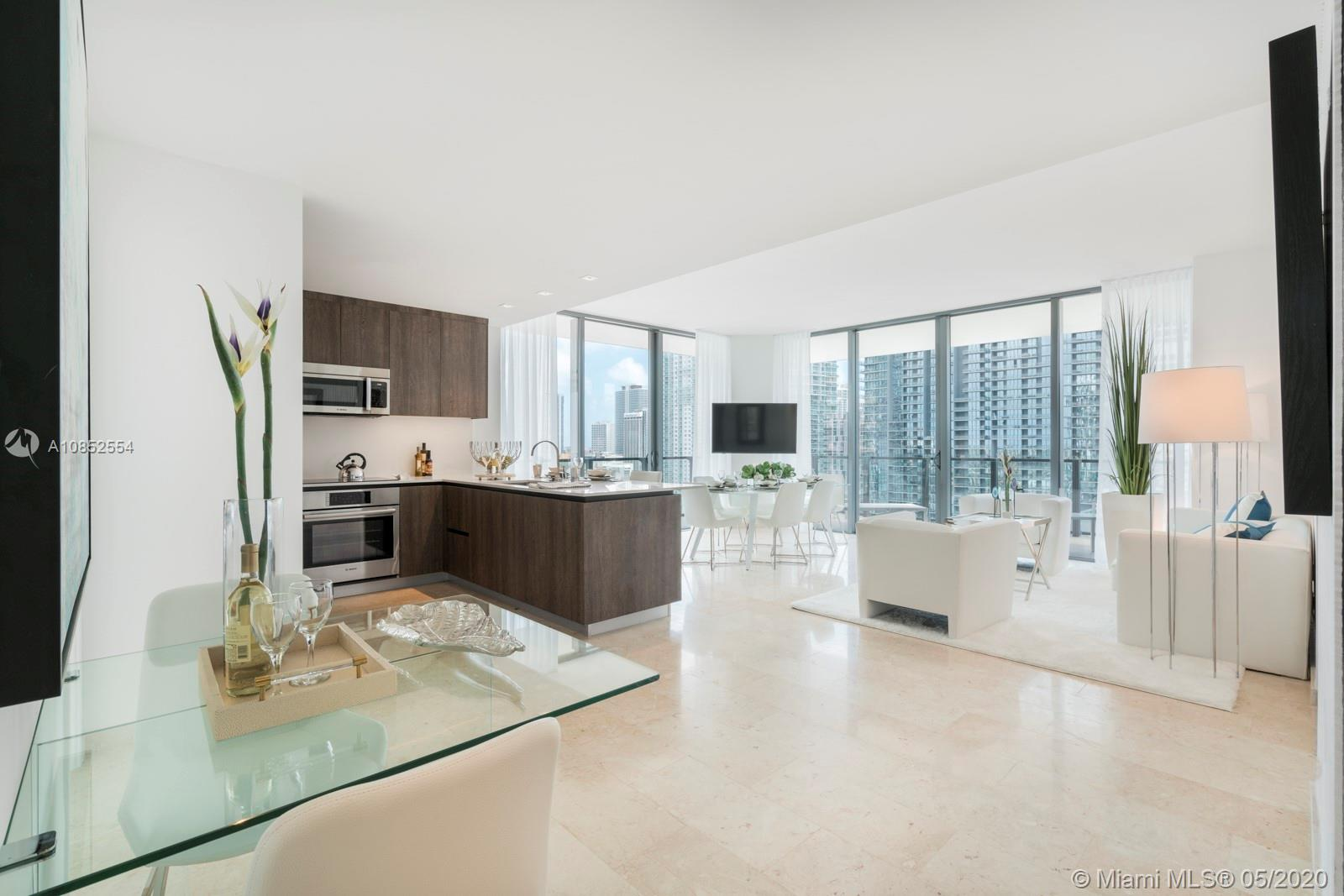 88 SW 7th St #1001 For Sale A10852554, FL