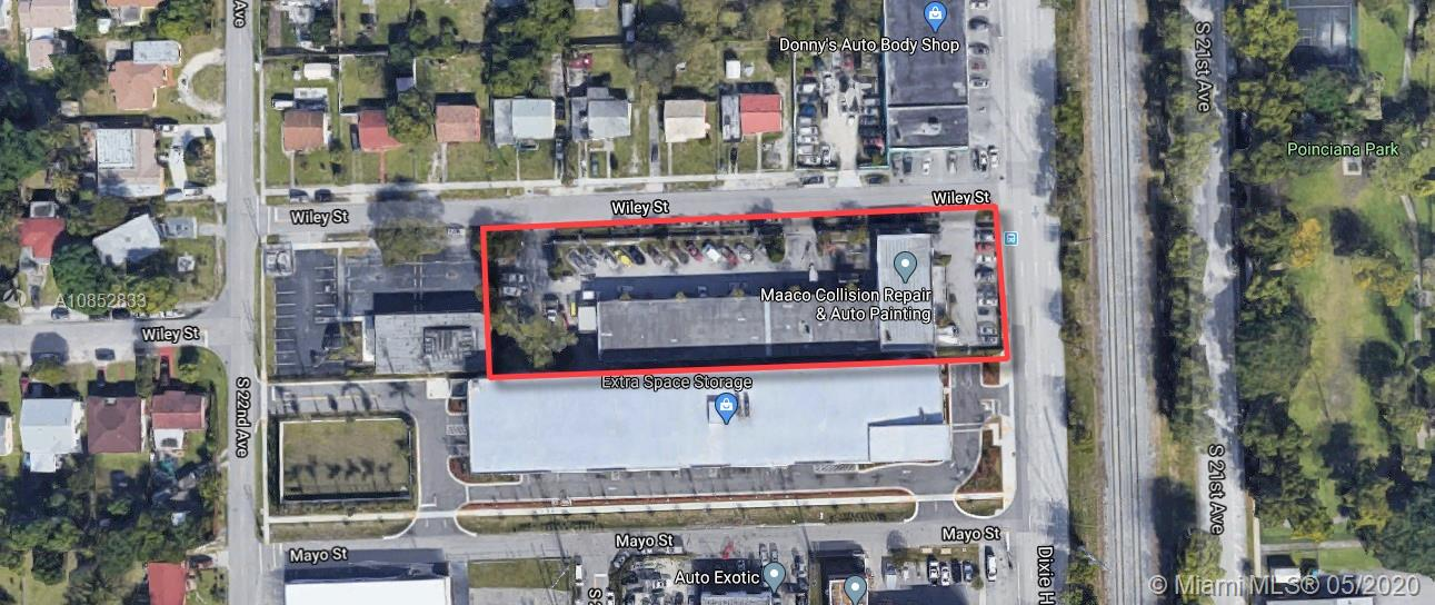 2120  Wiley St  For Sale A10852833, FL