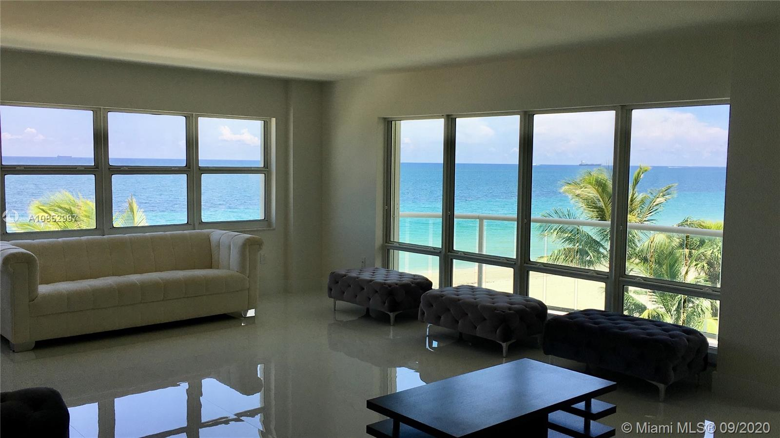 2115 sq ft - JUST REMODEL !!! BRAND NEW : PORCELAIN 32 x 32 CARRARA TILE , NEW APPLIANCES, NEW KTCHEN CABINETS, NEW BATHROOMS... ALL BRAND NEW ....... AMAZING OCEAN VIEW !!Corner unit !!! Front Ocean stack.