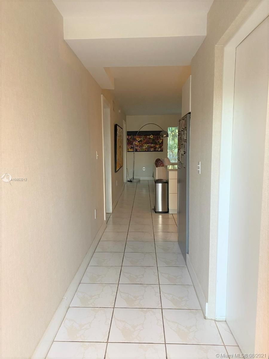 great floorplan, converted into a 3/2, enclosed balcony with hurricane proof doors, new AC, great open kitchen with beautiful countertop.