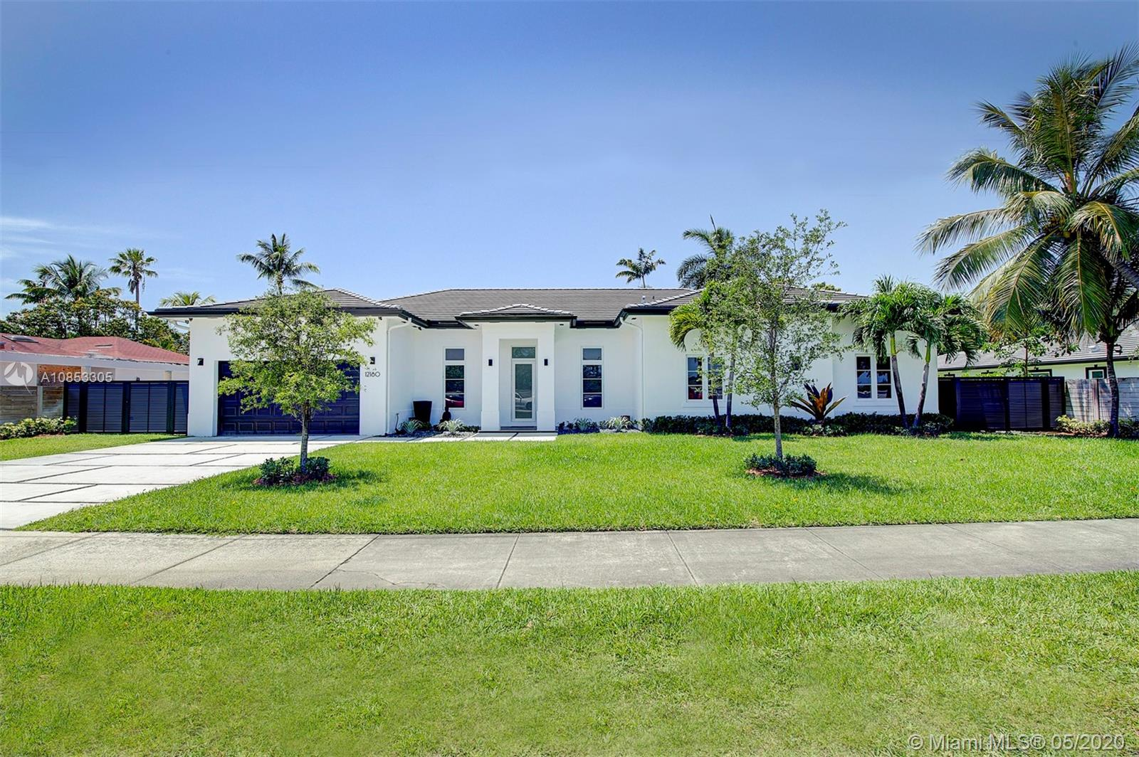 12180 SW 84th Ave  For Sale A10853305, FL