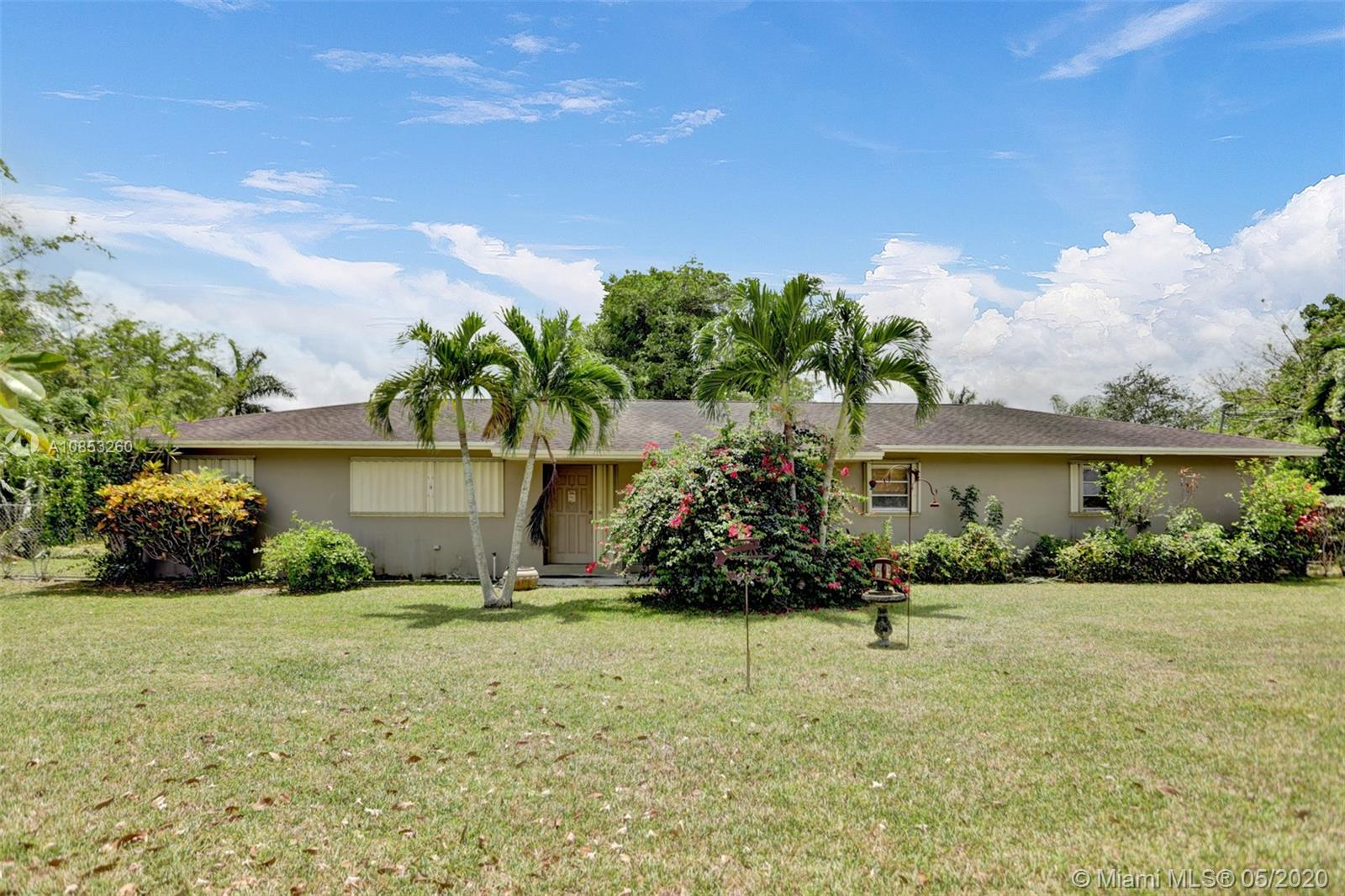 18500 SW 296th St  For Sale A10853260, FL
