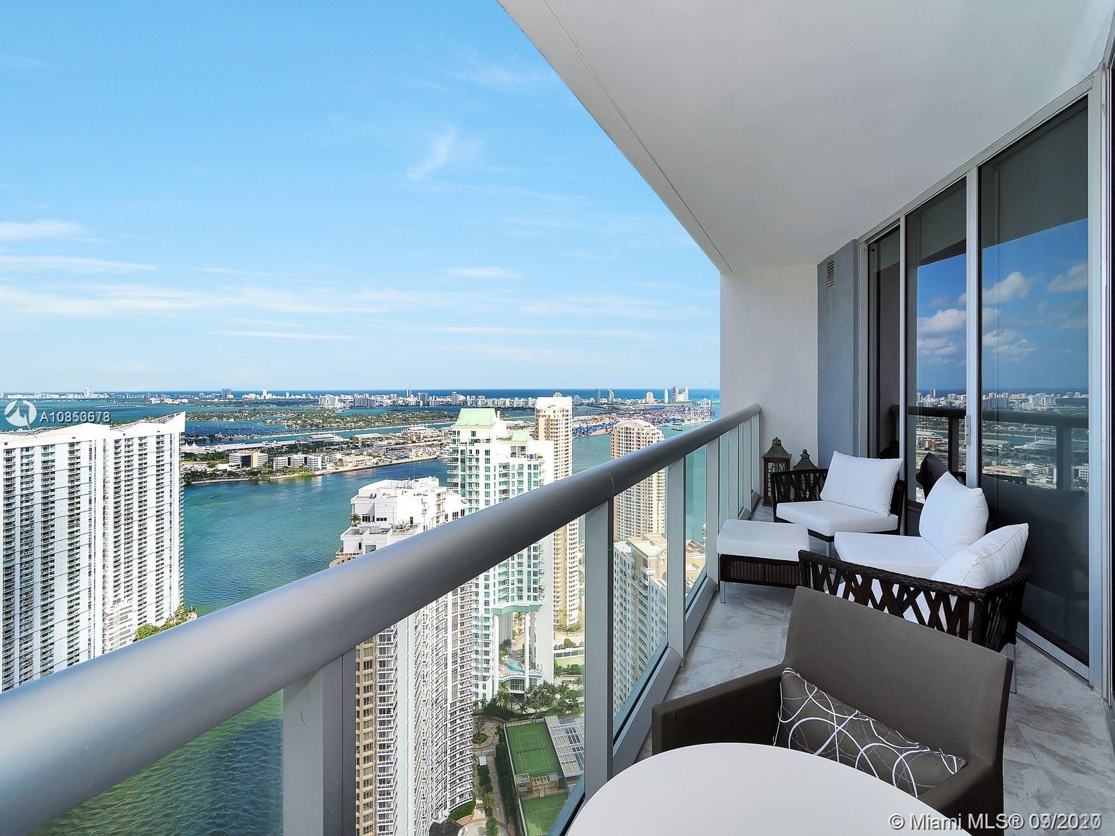 495  Brickell Ave #5106 For Sale A10853573, FL
