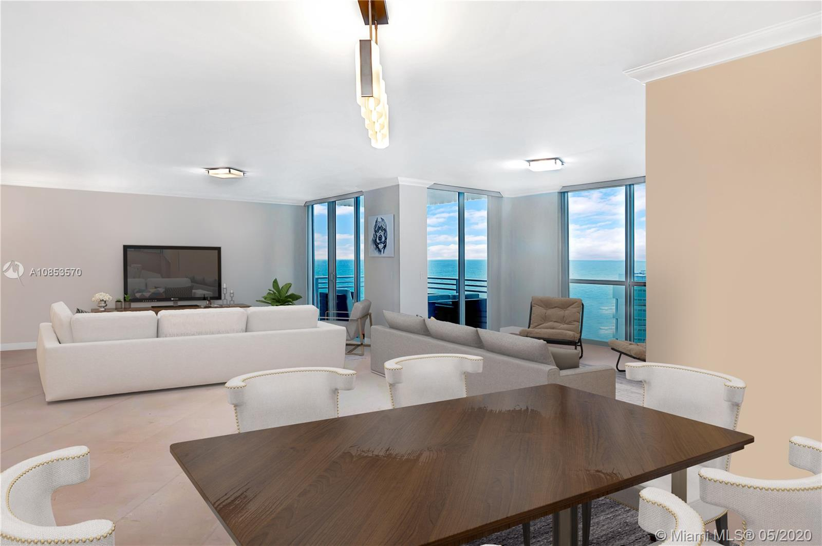 3535 S Ocean Dr #1604 For Sale A10853570, FL