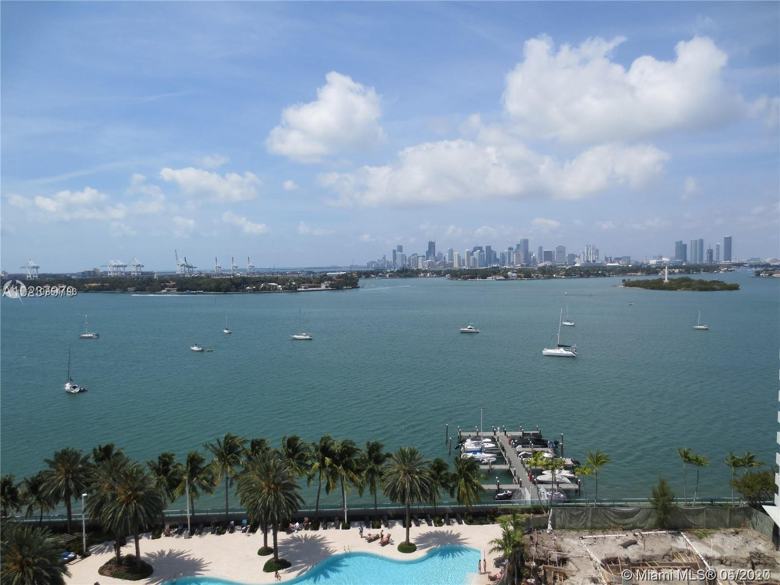 1500  Bay Rd #1420S For Sale A10854183, FL