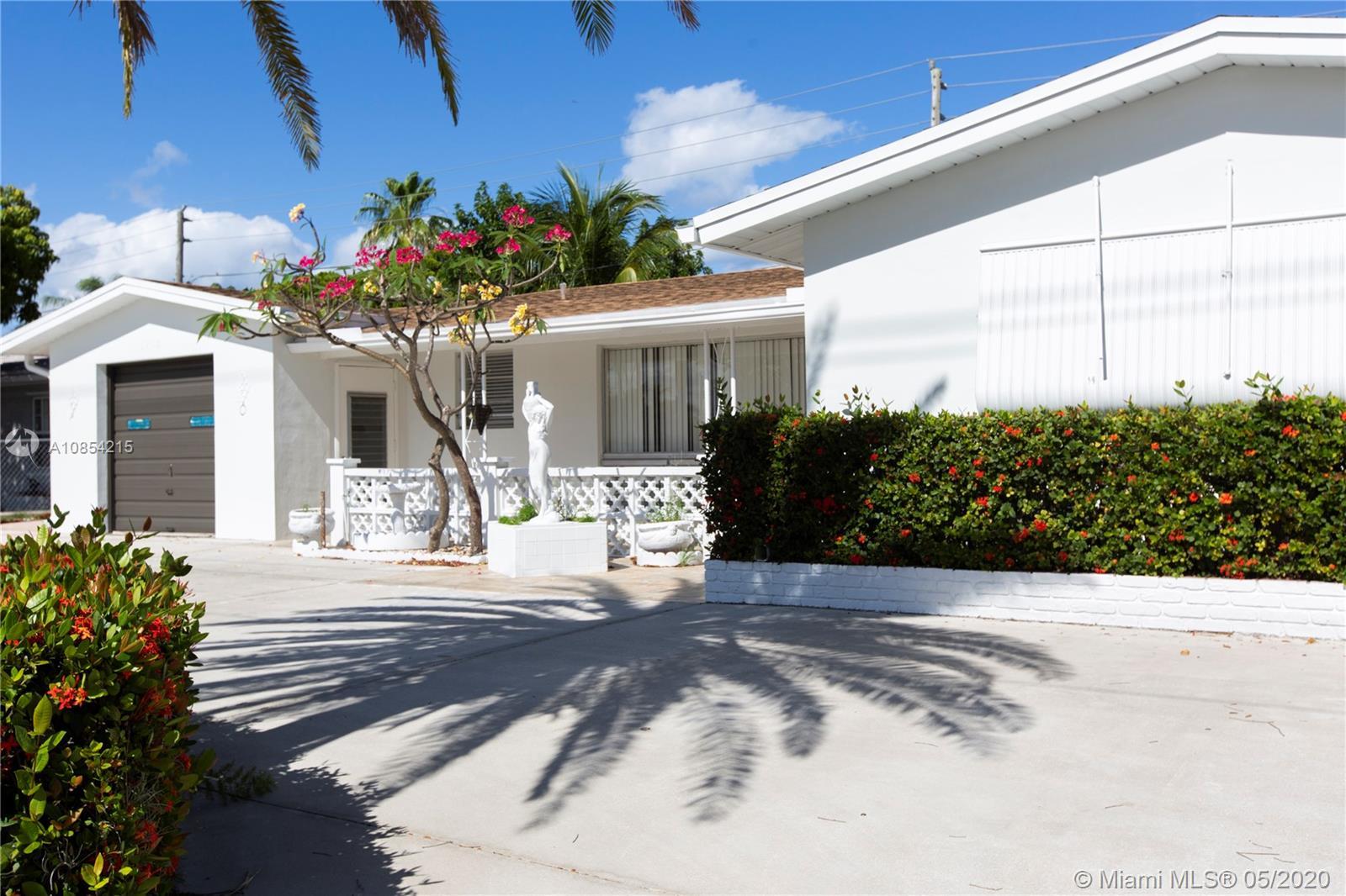 5260 NE 18th Ave  For Sale A10854215, FL
