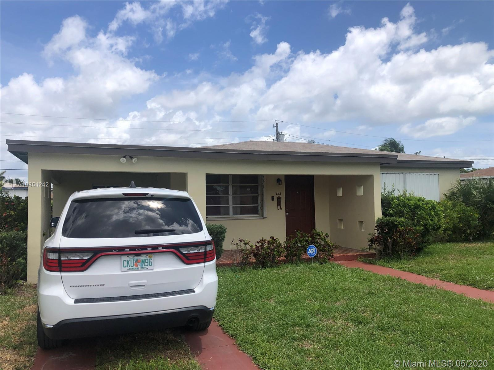 815 NW 84th St  For Sale A10854242, FL