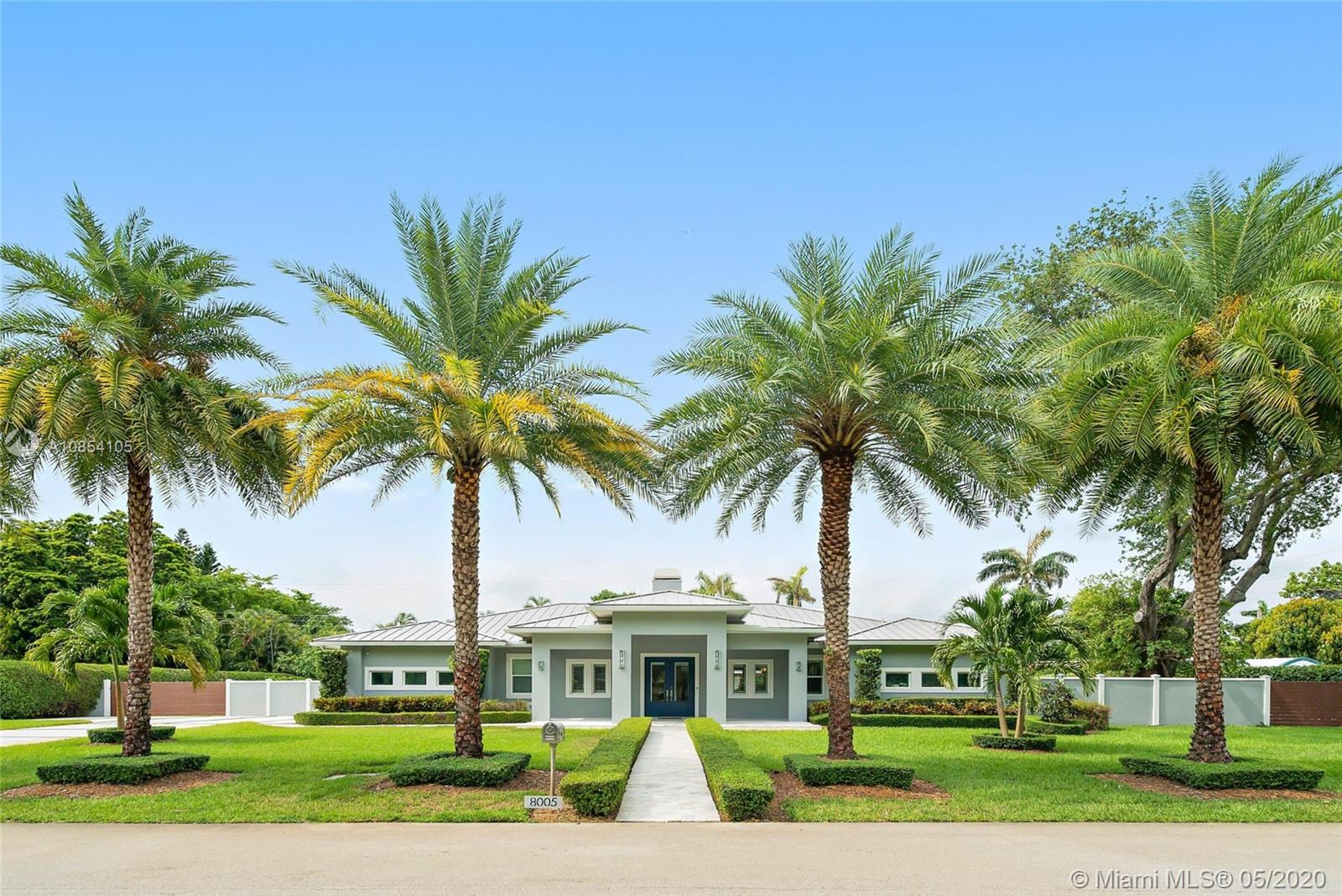 8005 SW 79th Ter  For Sale A10854105, FL