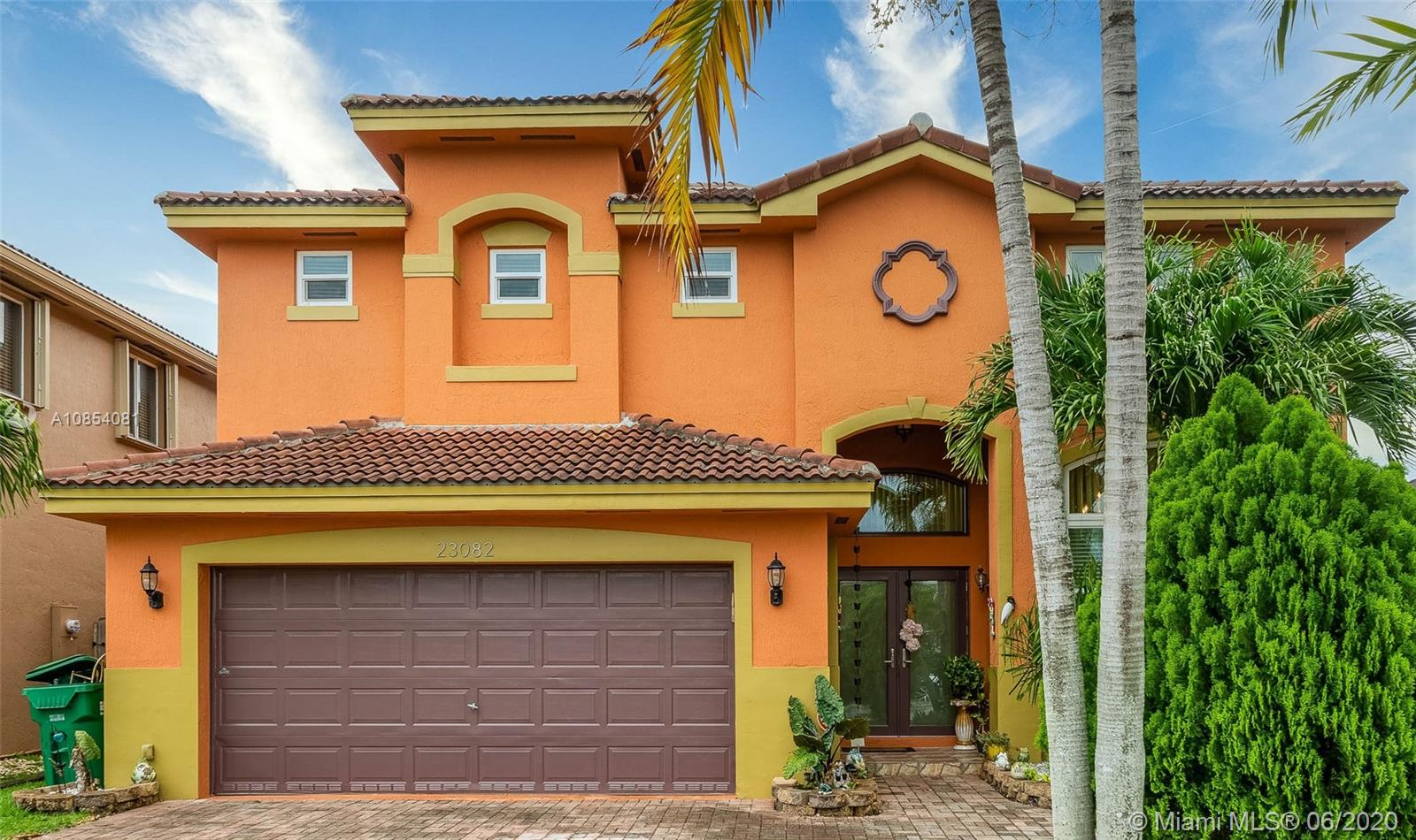 23082 SW 107th Ave  For Sale A10854081, FL