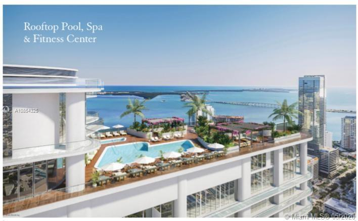 1000  Brickell Plz #2904 For Sale A10854325, FL