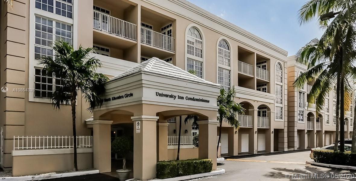 1280 S Alhambra Cir #2314 For Sale A10854335, FL