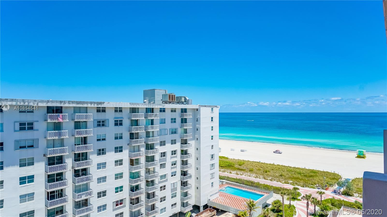 345  Ocean Dr #1124 For Sale A10854541, FL