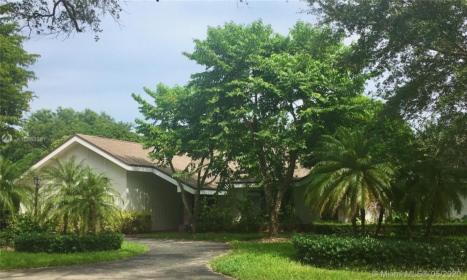 15601 SW 83rd Ave  For Sale A10853381, FL