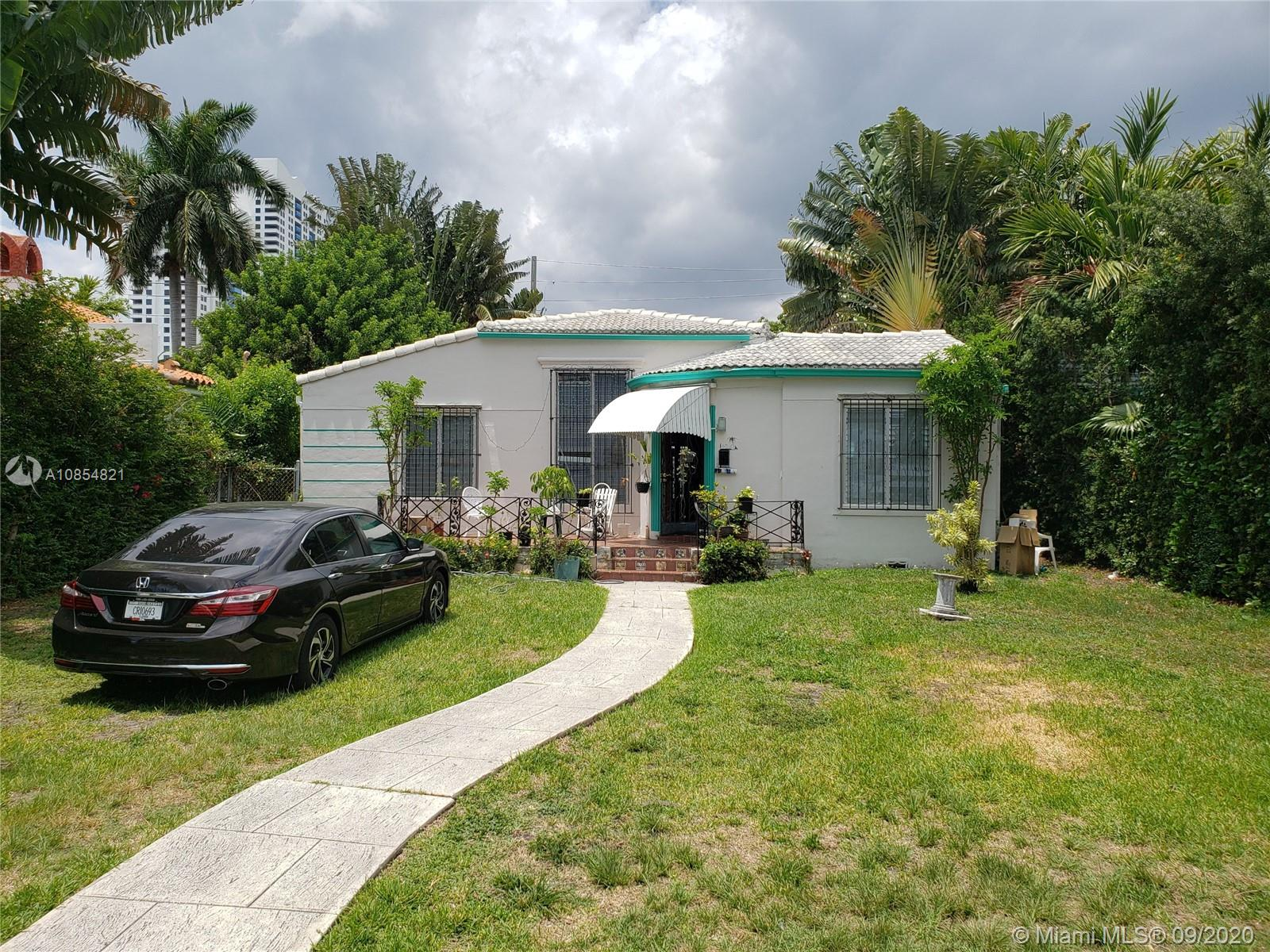 1426  Lenox Ave  For Sale A10854821, FL