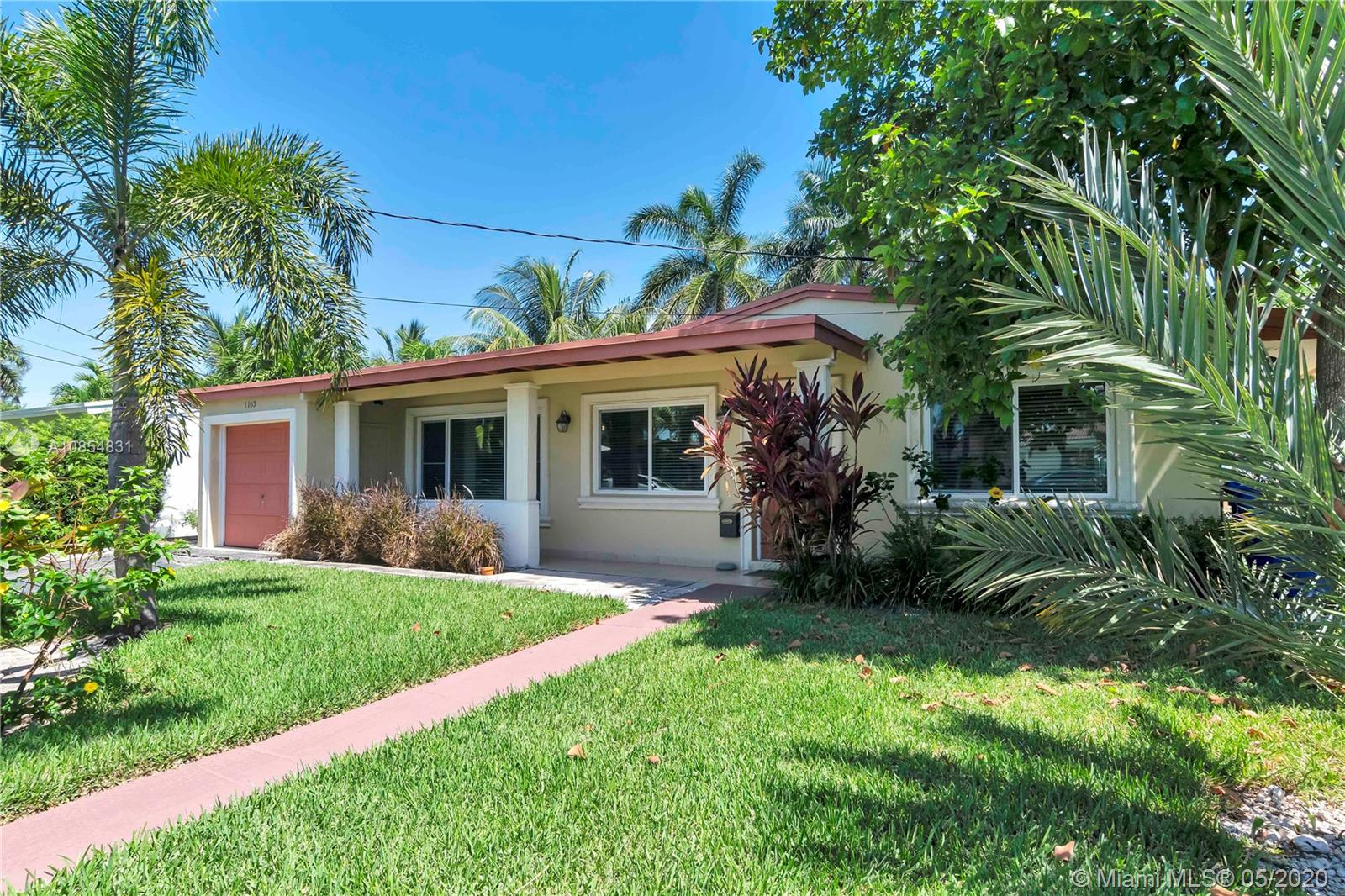 1163  Hayes St  For Sale A10854831, FL