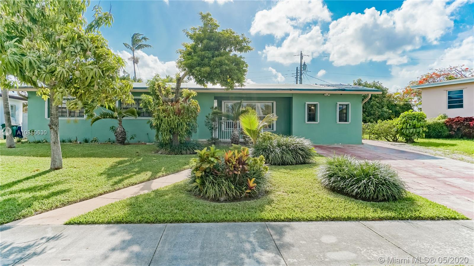 19630 NW 7th Ave  For Sale A10850630, FL