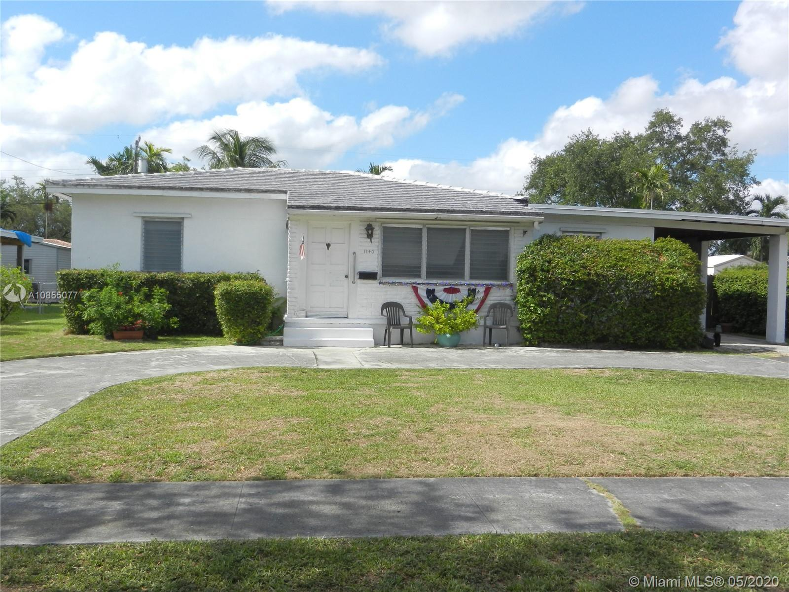 1140  Oriole Ave  For Sale A10855077, FL