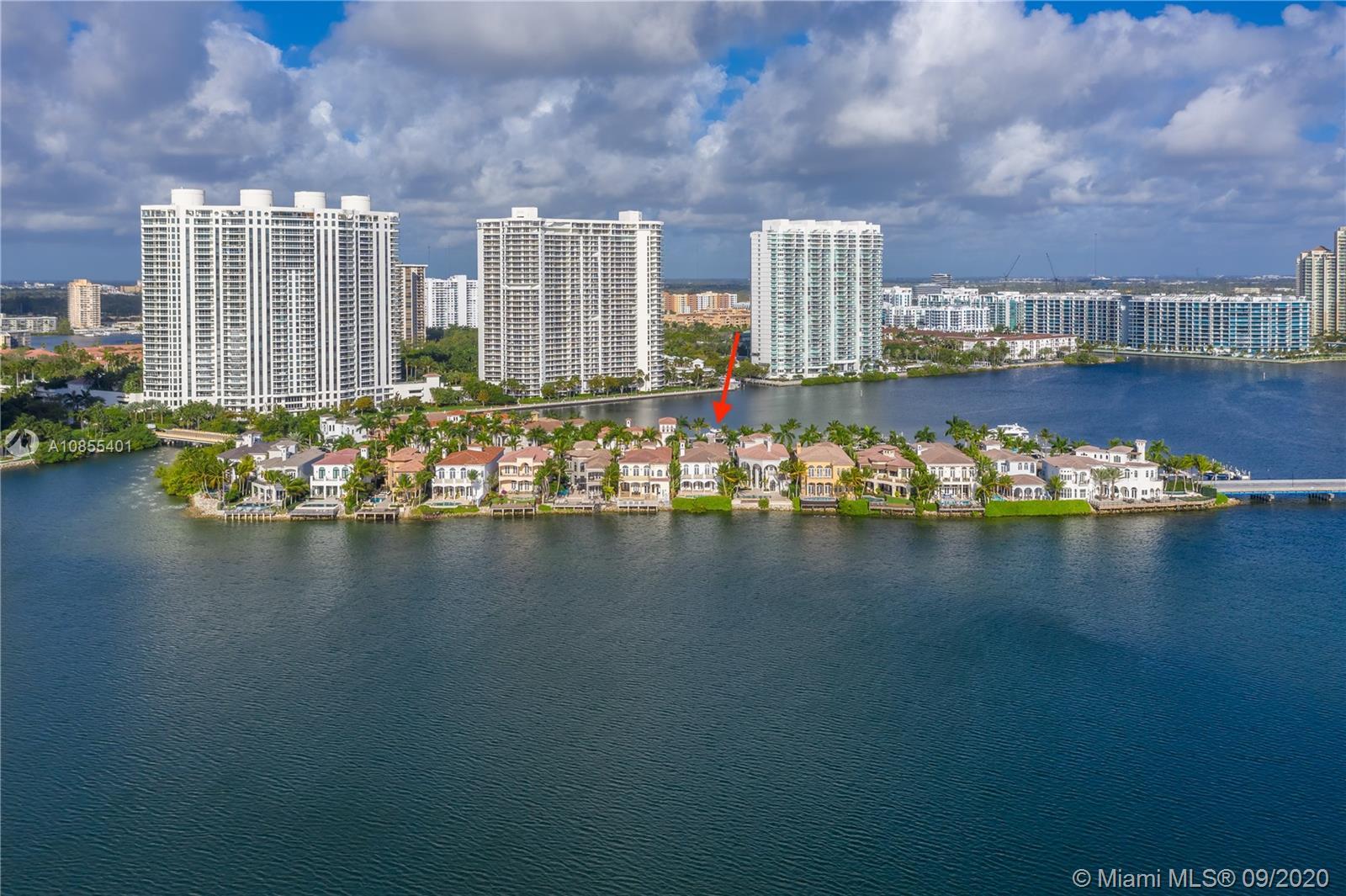 4032  Island Estates Dr  For Sale A10855401, FL