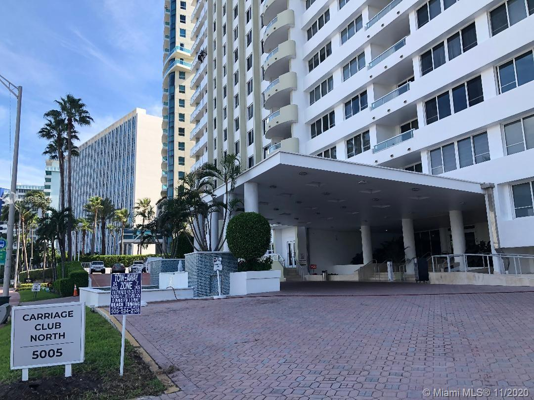 5005  Collins Ave #1524 For Sale A10853685, FL