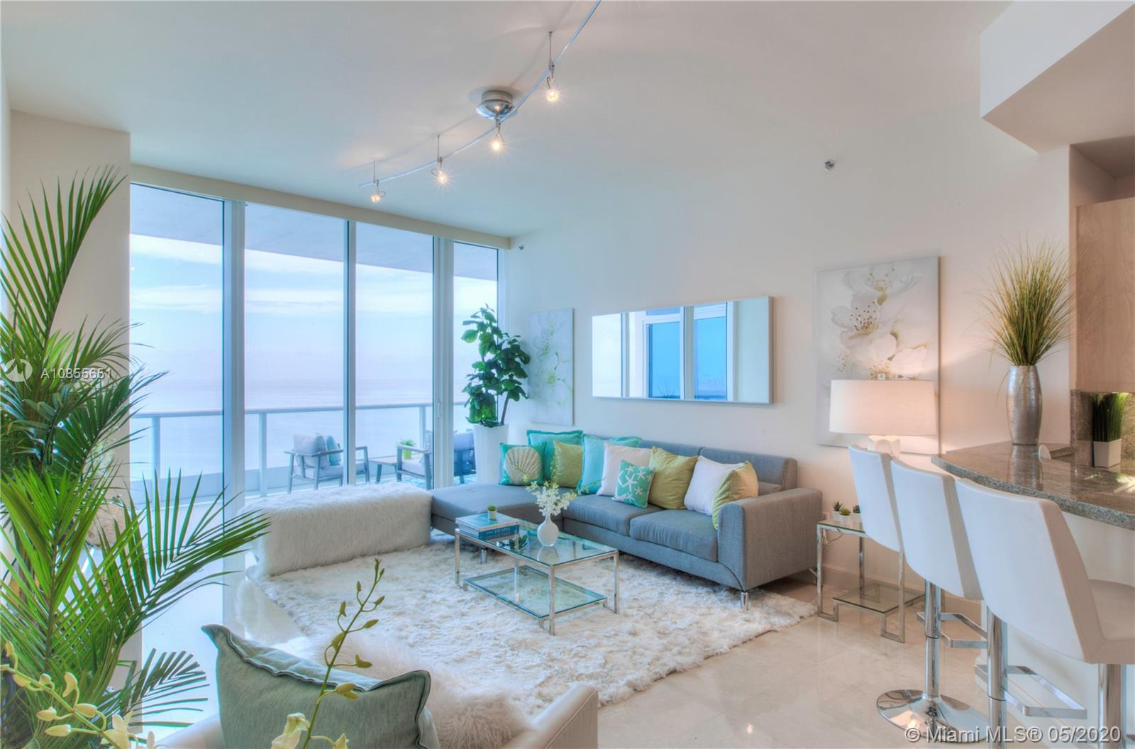 100 S Pointe Dr #2507 For Sale A10855651, FL