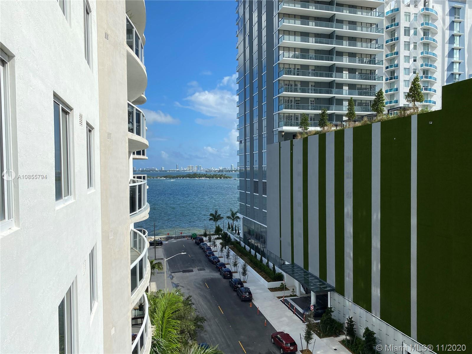 Wonderful furnished 3 bedroom/ 2 bathroom unit in the heart of Edgewater. Unit has an amazing floor plan. Enjoy views of the city and the bay! Building is conveniently located and offers easy access to Wynwood, Design District, Downtown, Brickell, and Miami Beach. Close to highways, Miami International Airport, art centers, museums, fine dining and entertainment. Amenities include a great gym and pool!