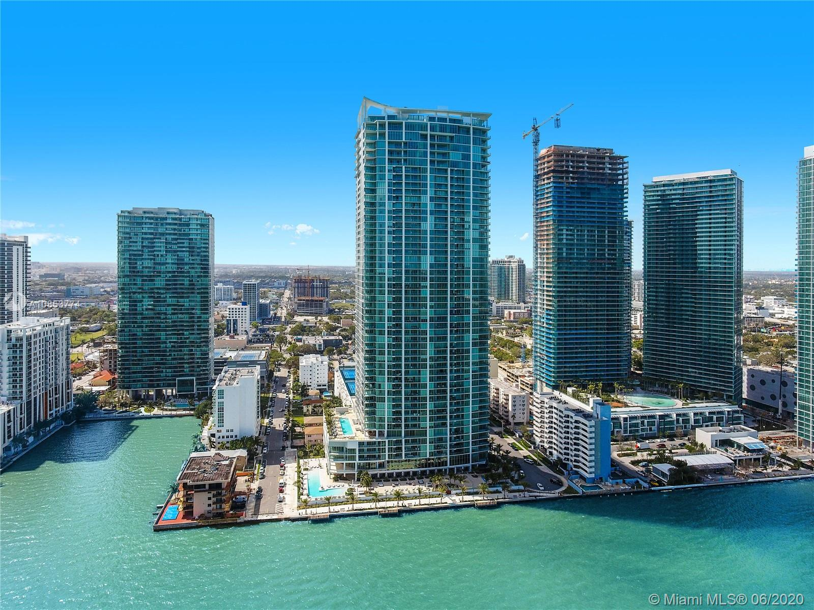 2900 NE 7 Ave #802 For Sale A10853774, FL