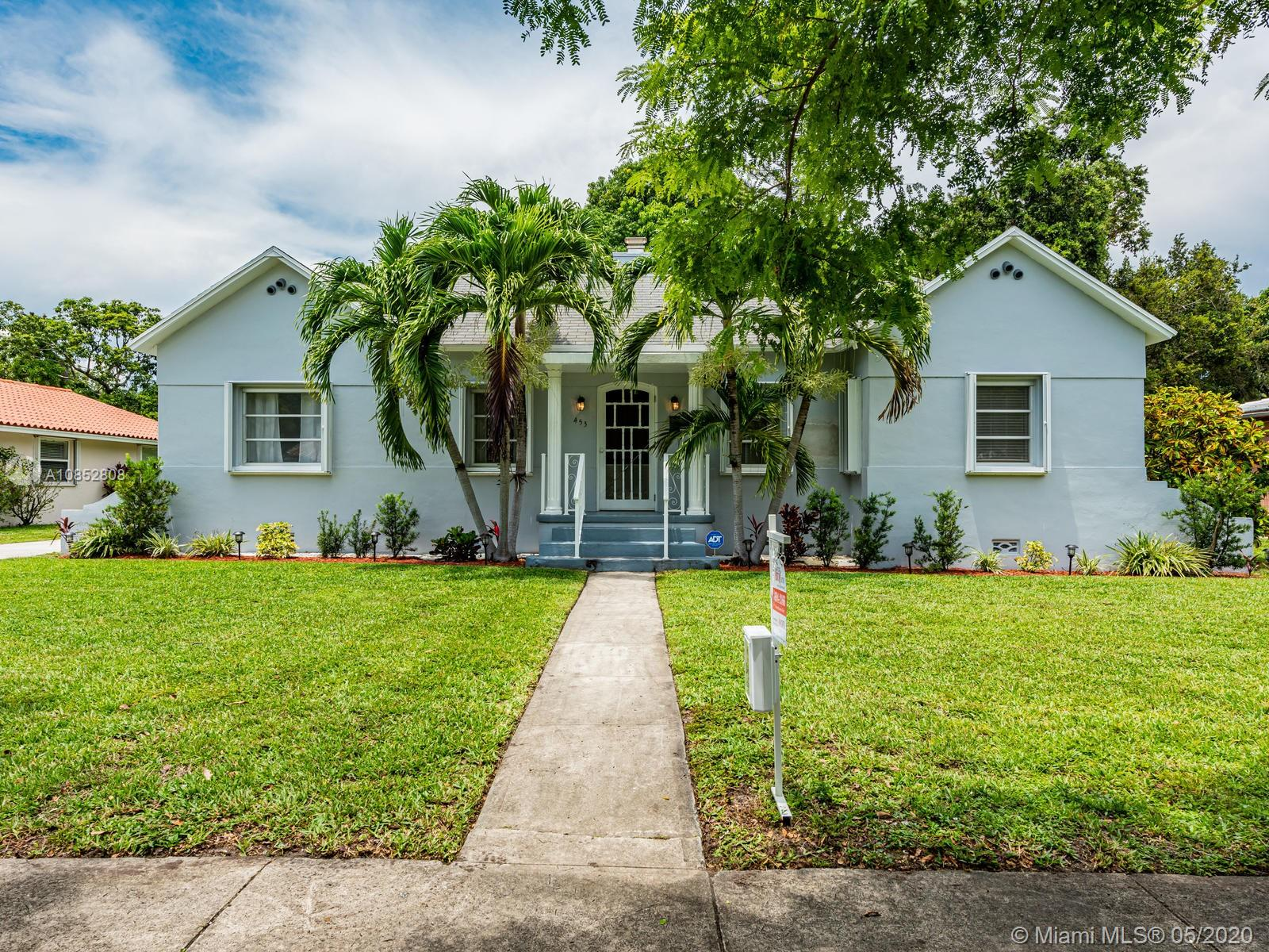 453 NE 89 St  For Sale A10852808, FL