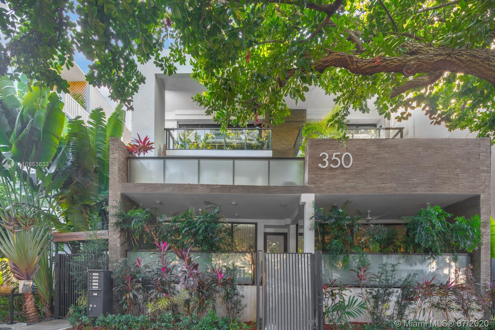 350  Meridian Ave #202 For Sale A10853633, FL
