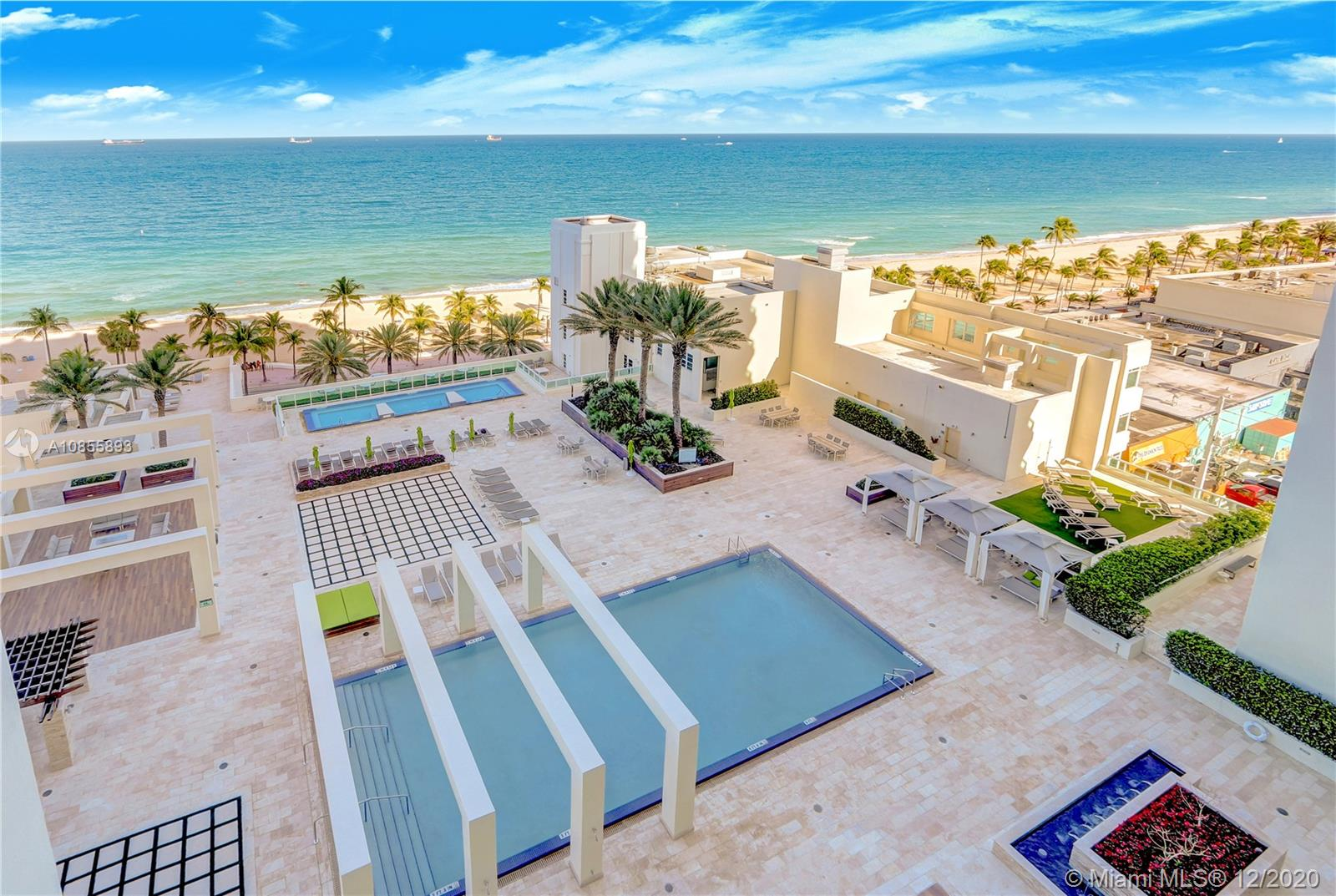 101 S Fort Lauderdale Beach Blvd #1404 For Sale A10855893, FL