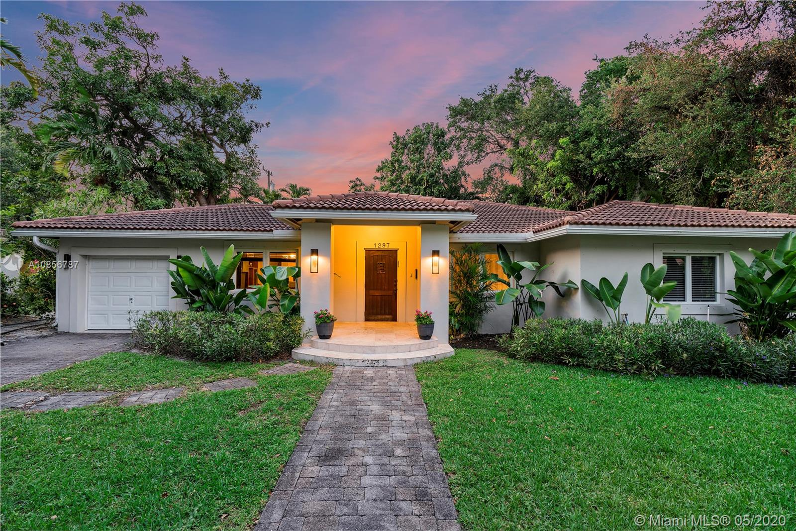 1297 NE 103rd St  For Sale A10856787, FL