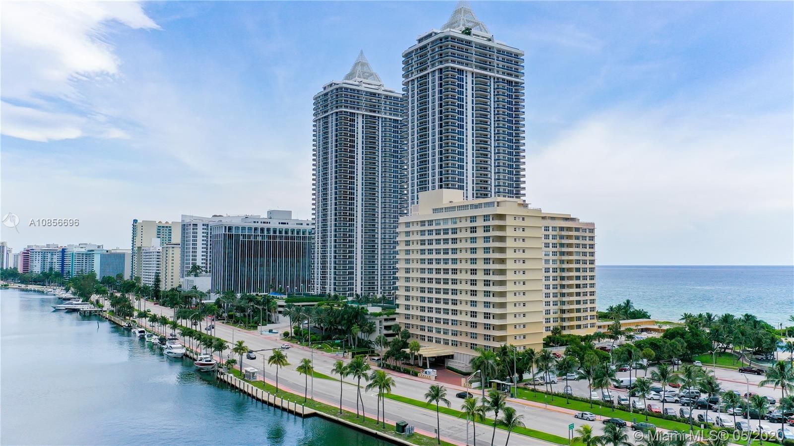 4747  Collins Ave #905 For Sale A10856696, FL