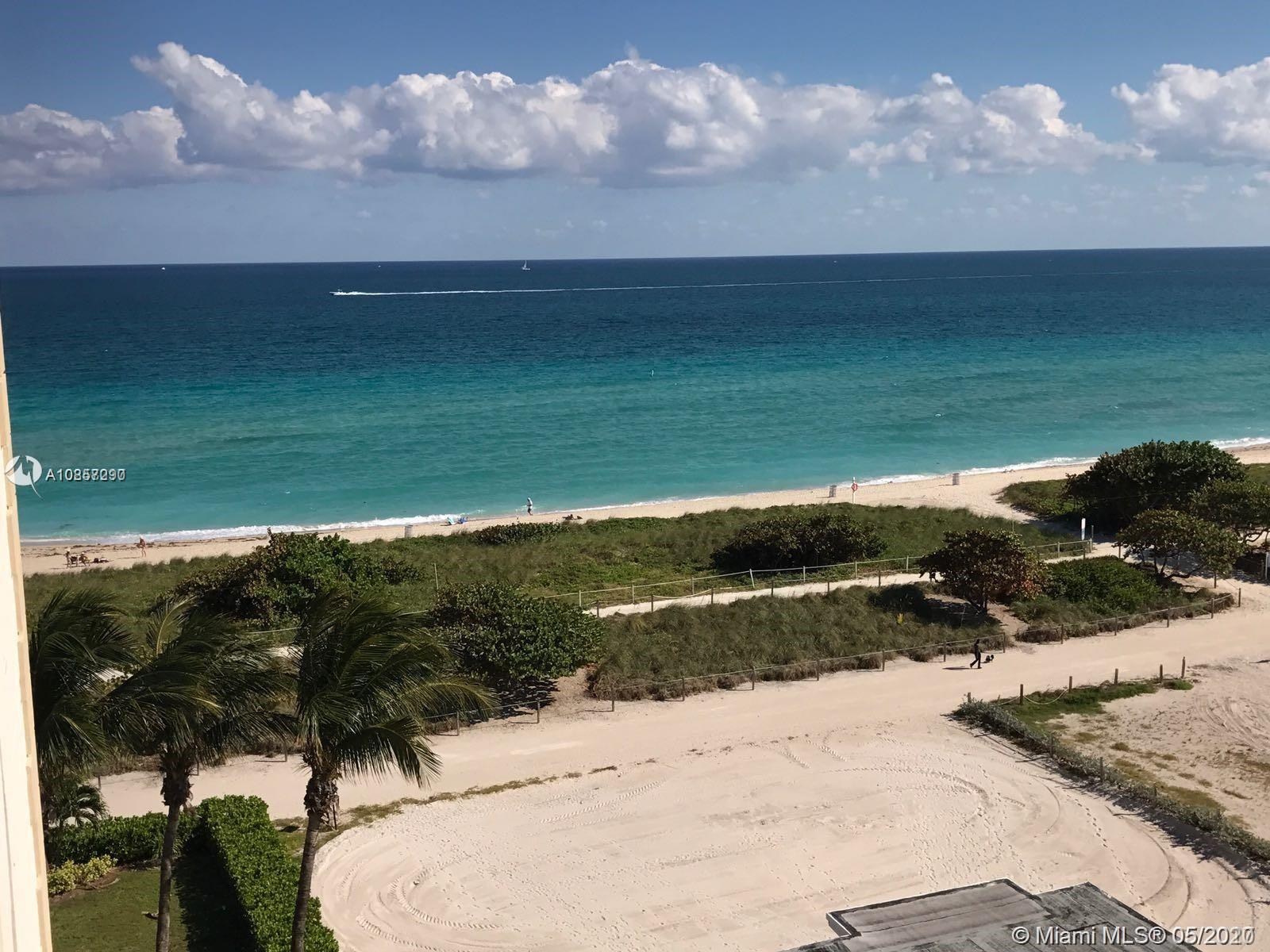 9195  Collins Ave #804 For Sale A10857290, FL