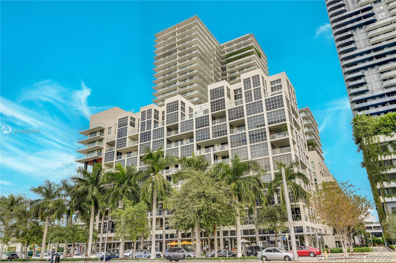 3449 NE 1st Ave #110 For Sale A10852590, FL