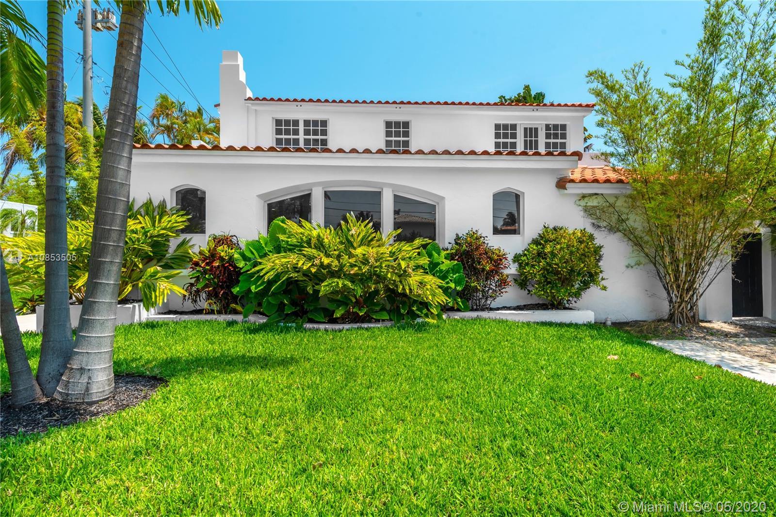 4491  Prairie Ave  For Sale A10853505, FL