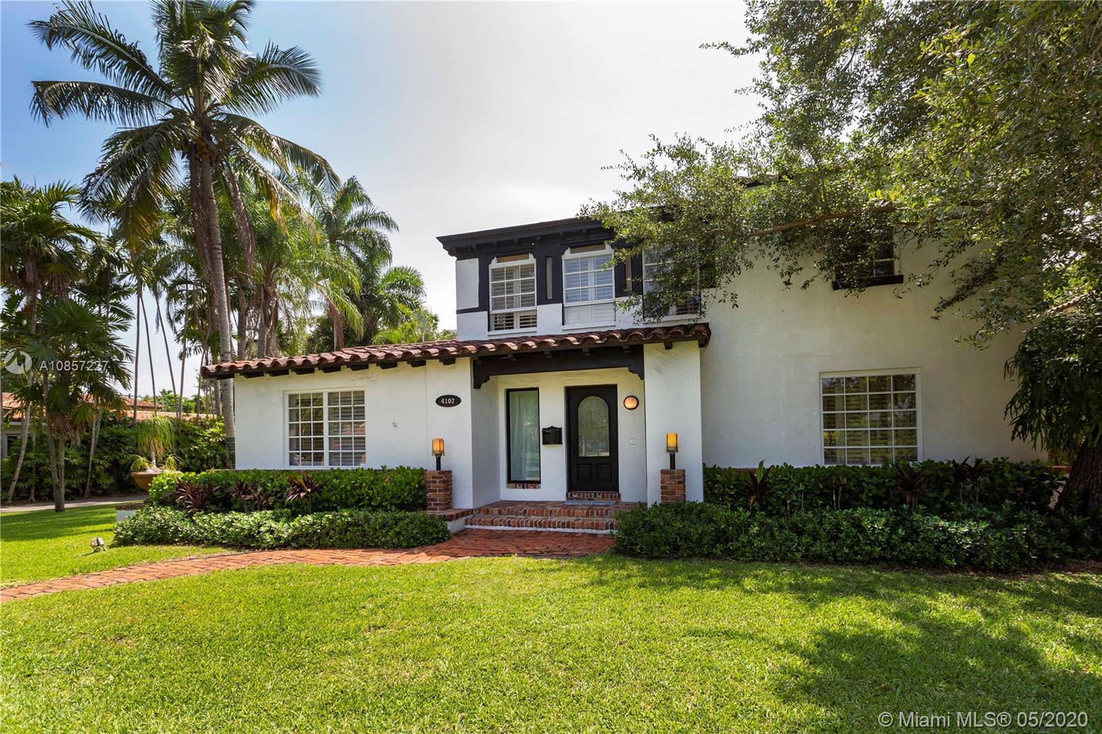 4102  Monserrate St  For Sale A10857227, FL