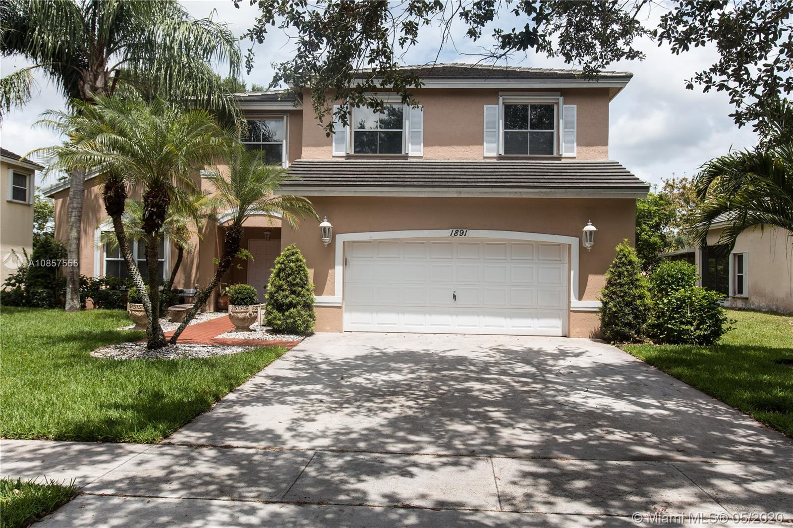1891 SW 94th Ter  For Sale A10857555, FL