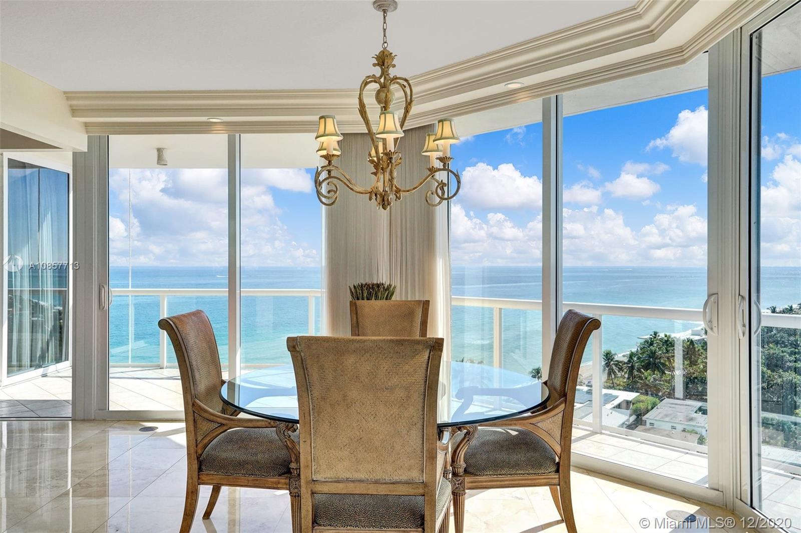 6001 N Ocean Dr #1204 For Sale A10857713, FL