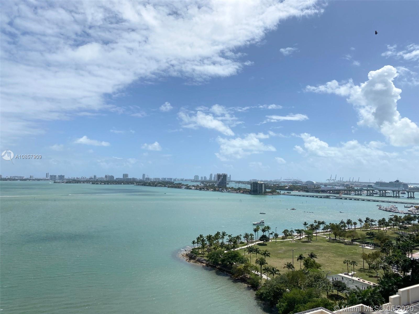 2020 N Bayshore Dr #1707 For Sale A10857909, FL