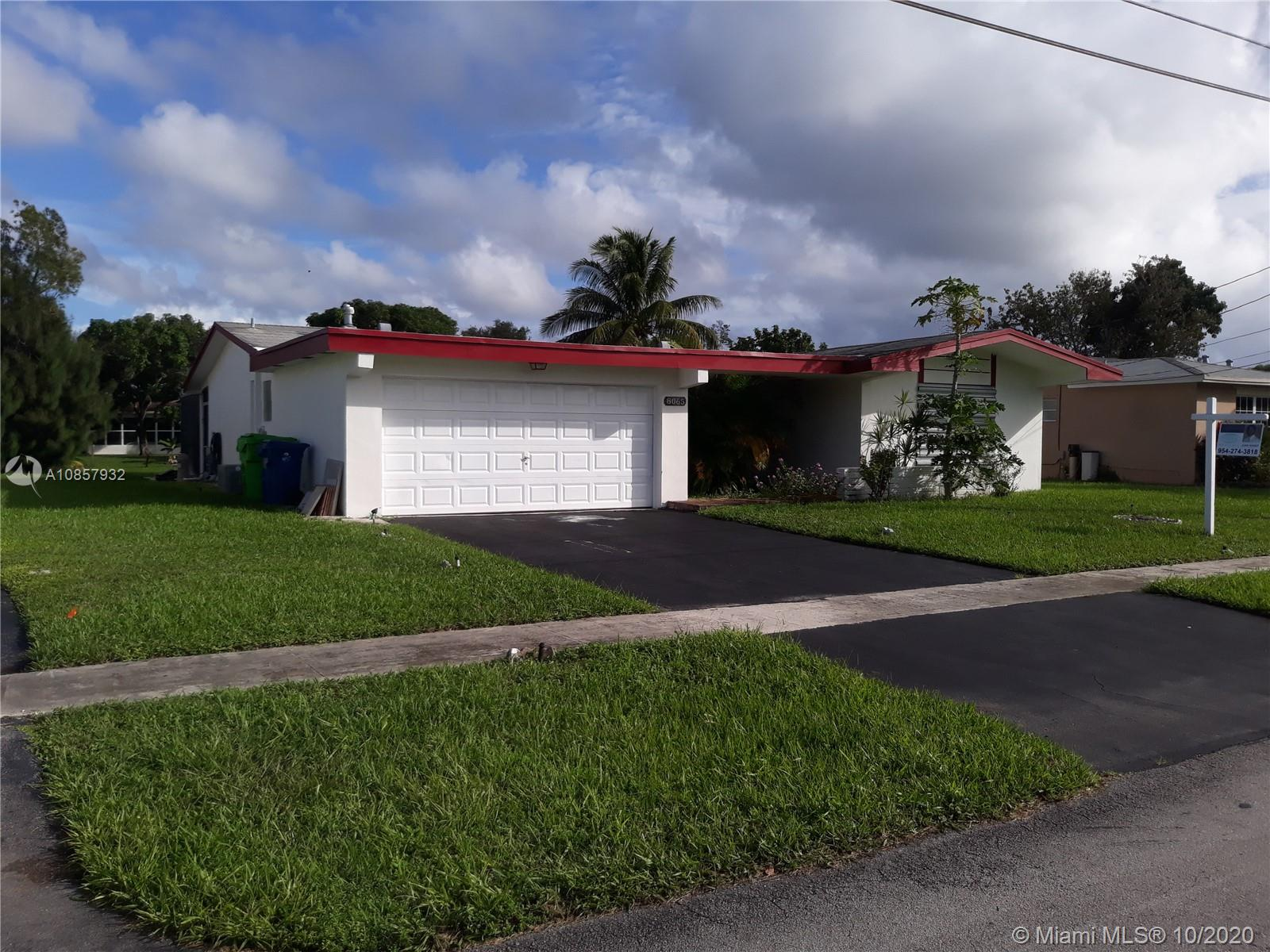 8065 NW 21st St  For Sale A10857932, FL